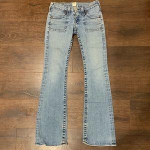True Religion Bridget Bootcut Jeans